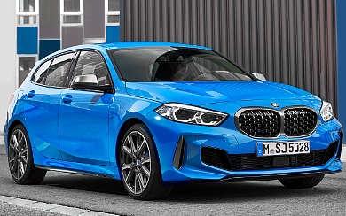 Foto BMW M135i xDrive (2019)