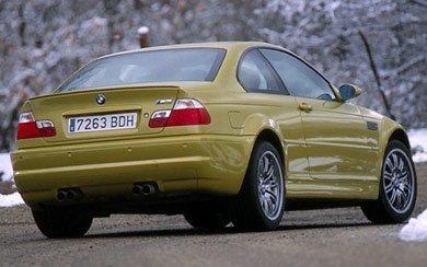 Bmw M3 Coupé 2000 2006 Precio Y Ficha Técnica Km77 Com