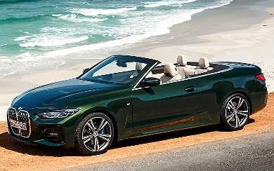 Foto BMW 420d Cabrio (2020)