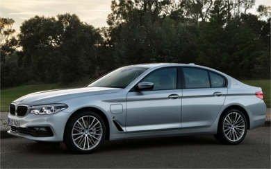 Ver mas info sobre el modelo BMW Serie 5