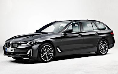 Foto BMW 520d xDrive Touring (2020)
