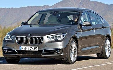 Ver mas info sobre el modelo BMW Serie 5 Gran Turismo
