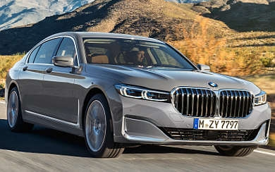 Foto BMW 740Li xDrive (2019)