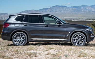 Ver mas info sobre el modelo BMW X3