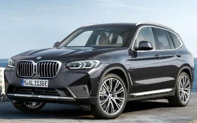 Foto BMW X3 xDrive20d (2021)