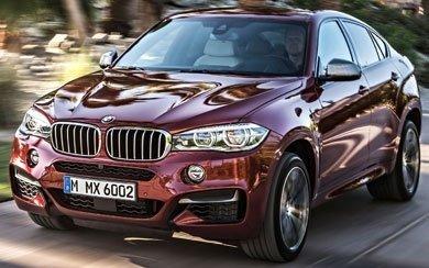 Foto BMW X6 M50d (2017-2019)