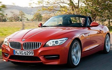 Ver mas info sobre el modelo BMW Z4