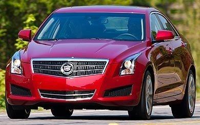 Ver mas info sobre el modelo Cadillac ATS