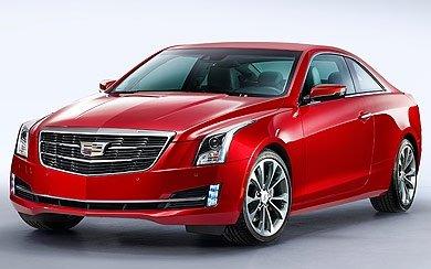 Ver mas info sobre el modelo Cadillac ATS Coupe