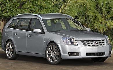 Ver mas info sobre el modelo Cadillac BLS