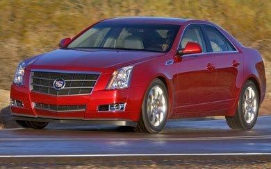 Foto Cadillac CTS Sport Luxury 3.6 V6 AWD Aut. (2010-2011)