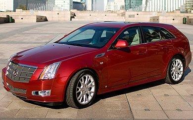 Foto Cadillac CTS Sport Wagon Sport Luxury 3.6 V6 AWD Aut. (2012-2014)