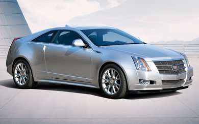 Foto Cadillac CTS Coupe Sport Luxury 3.6 V6 Aut. (2010-2011)