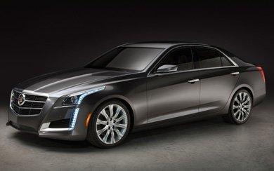 Ver mas info sobre el modelo Cadillac CTS