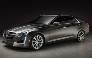 Foto Cadillac CTS Sedan 2.0 Turbo AWD Premium Aut. (2013-2014)