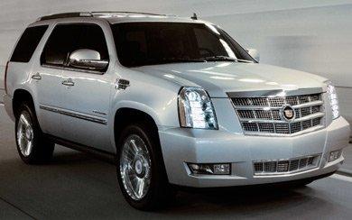 Ver mas info sobre el modelo Cadillac Escalade