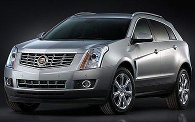 Ver mas info sobre el modelo Cadillac SRX