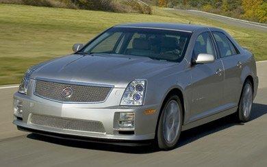 Ver mas info sobre el modelo Cadillac STS