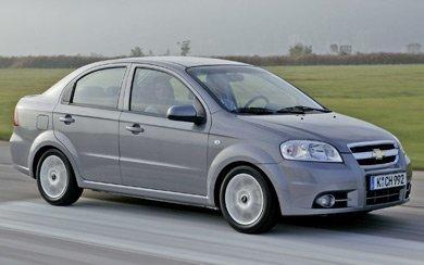 Foto Chevrolet Aveo 4p 1.4 16v LS (2008-2009)