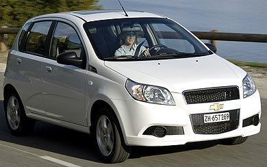Foto Chevrolet Aveo 5p 1.2 16v LS (2010-2011)