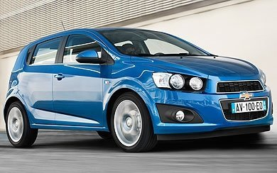 Ver mas info sobre el modelo Chevrolet Aveo
