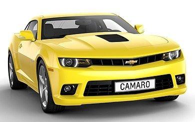 Ver mas info sobre el modelo Chevrolet Camaro