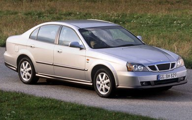 Ver mas info sobre el modelo Chevrolet Evanda