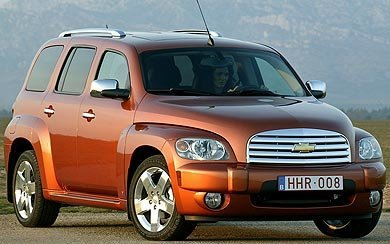 Ver mas info sobre el modelo Chevrolet HHR