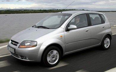 Ver mas info sobre el modelo Chevrolet Kalos