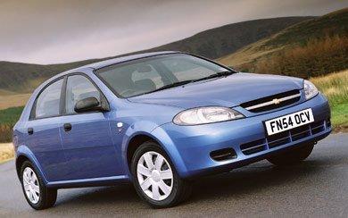 Ver mas info sobre el modelo Chevrolet Lacetti
