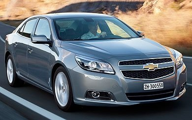 Ver mas info sobre el modelo Chevrolet Malibu