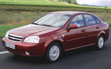 Ver mas info sobre el modelo Chevrolet Nubira