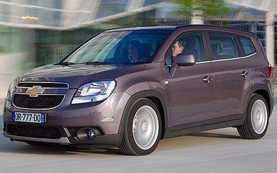 Ver mas info sobre el modelo Chevrolet Orlando