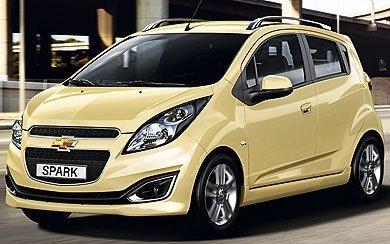 Foto Chevrolet Spark 1.0 16v LS (2014-2016)