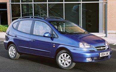 Ver mas info sobre el modelo Chevrolet Tacuma