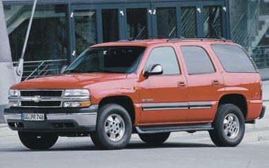 Ver mas info sobre el modelo Chevrolet Tahoe