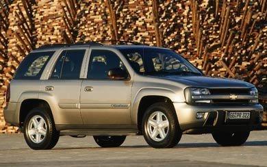 Ver mas info sobre el modelo Chevrolet TrailBlazer