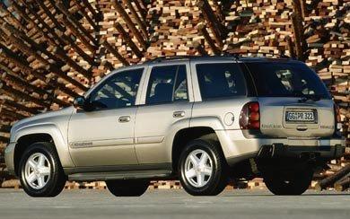 Chevrolet TrailBlazer LTZ (2001-2006) | Precio y ficha ...