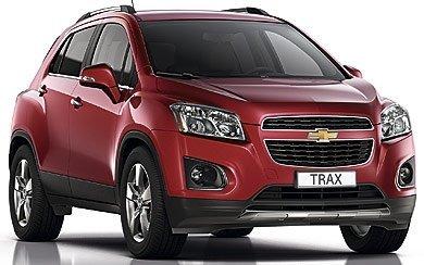 Ver mas info sobre el modelo Chevrolet Trax