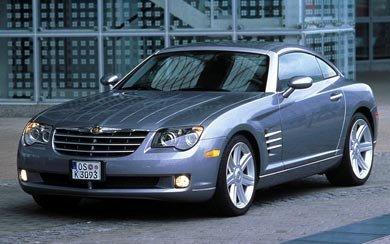 Ver mas info sobre el modelo Chrysler Crossfire