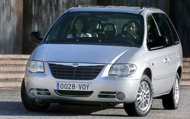 Chrysler Voyager Se 2 4 2001 2004 Precio Y Ficha Técnica Km77 Com