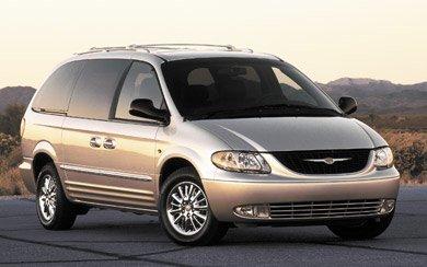 Ver mas info sobre el modelo Chrysler Voyager