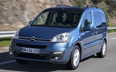 Foto Citroën Berlingo Multispace Live Edition VTi 100 (2016)