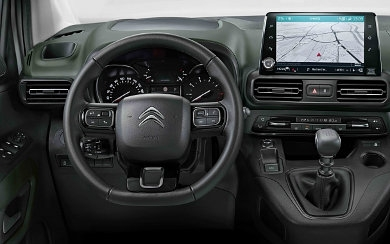 Foto Citroën Berlingo Talla M BlueHDi 75 Live (2018)