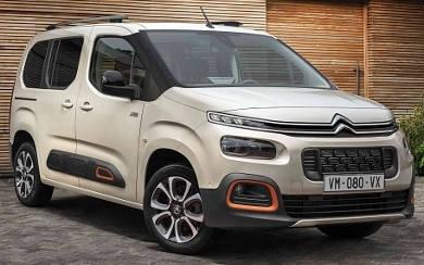 Foto Citroën Berlingo Talla M PureTech 110 S&S Shine 7 plazas (2018)