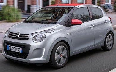 Ver mas info sobre el modelo Citroën C1