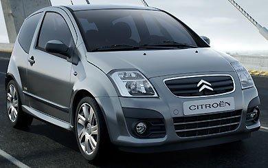 Ver mas info sobre el modelo Citroën C2