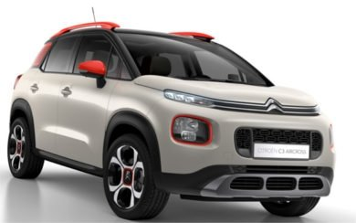 Ver mas info sobre el modelo Citroën C3 Aircross