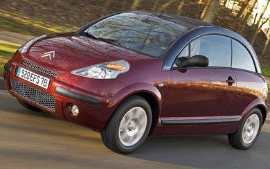 Ver mas info sobre el modelo Citroën C3 Pluriel