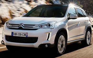 Foto Citroën C4 Aircross HDi 150 2WD Seduction (2012-2013)